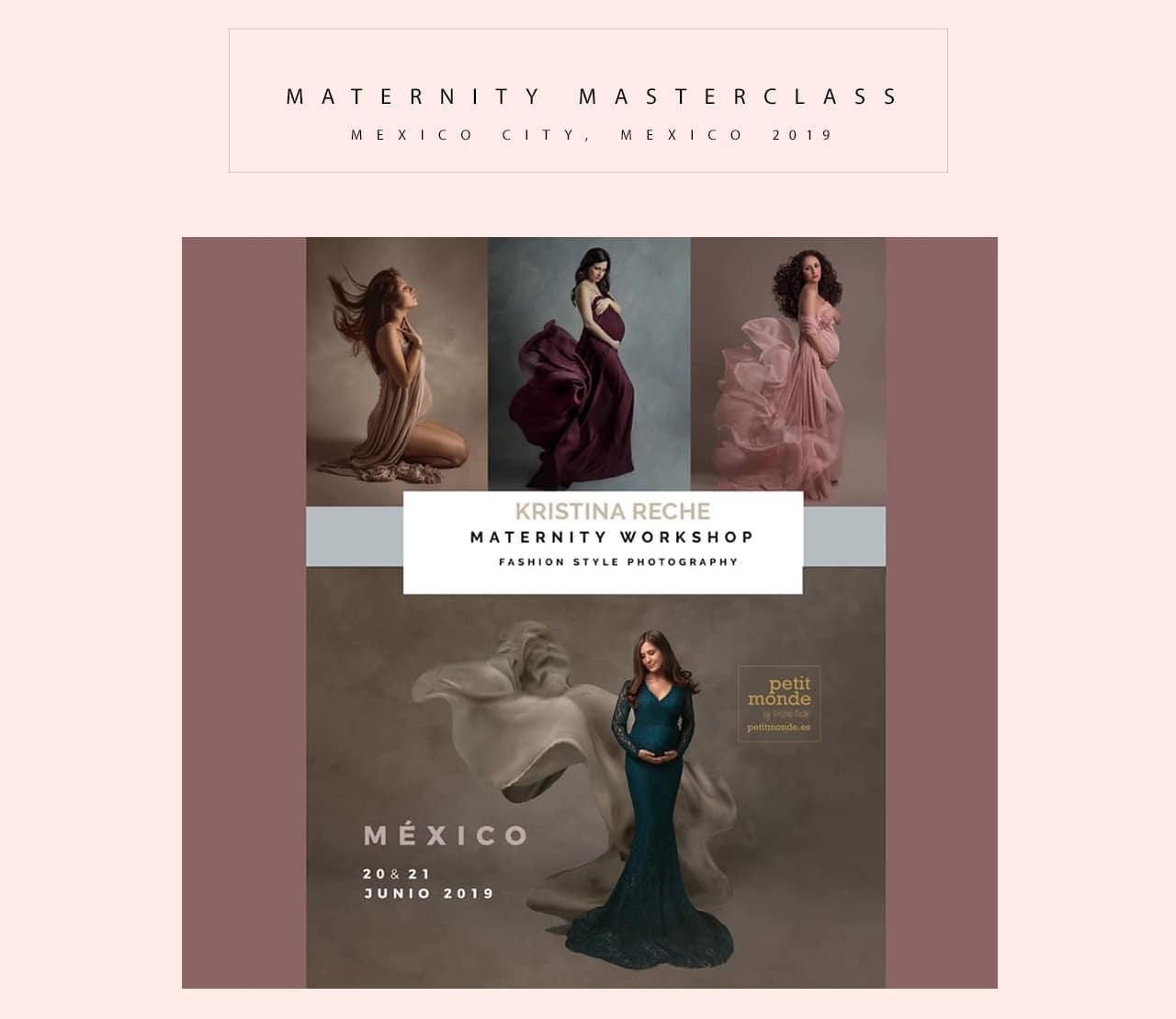 MATERNITY WORKSHOP MEXICO CAPACITACION FOTOGRAFIA EMBARAZO PETIT MONDE KRISTINA RECHE 1 - Sobre mi
